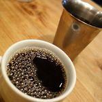もうやんカレー 246 - もうやんカレーランチビュッフェ1000円のコーヒー