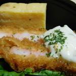 イーション - 海老カツと厚焼き玉子