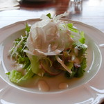 ナポリピッツァ TASUKU - サラダ