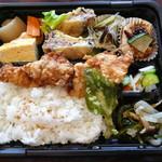 梵天の湯 - 料理写真:寿司弁当
