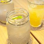 ATELIER CAFE - 2016.7 チアシード入りレモンネード