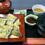 53098721 - 白焼き定食
