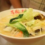 万豚記 - 野菜タンメン