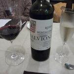 ラ タベルネッタ アッラ チヴィテッリーナ - 赤ワイン(モンタルチーノ/2002年)