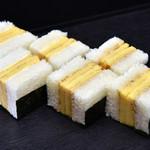 スイートオーケストラ わらく堂 - 料理写真:厚焼きたまごサンド