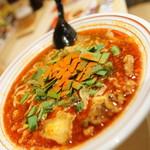 辛麺屋 辛いち - 辛かす麺(3辛