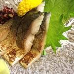 スギノタマ - 炙りしめ鯖