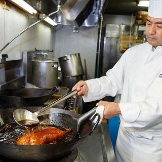 体に優しい、薬膳広東料理。
