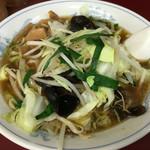 大連 - 野菜ラーメン 700円