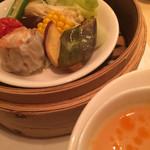 Ryuuhou - 蒸し野菜