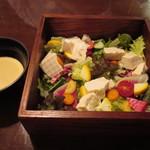 浦和酒店 楽多 らった - 豆ふのサラダ