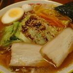 琉球湯麺831 - 濃厚辛タンメン