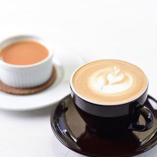 本格派!京都の小川珈琲さんの豆を使用したコーヒー