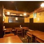 鷹番ゴールデン酒場 - 内観写真