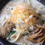 53117109 - チャーシュー麺大盛り1050円