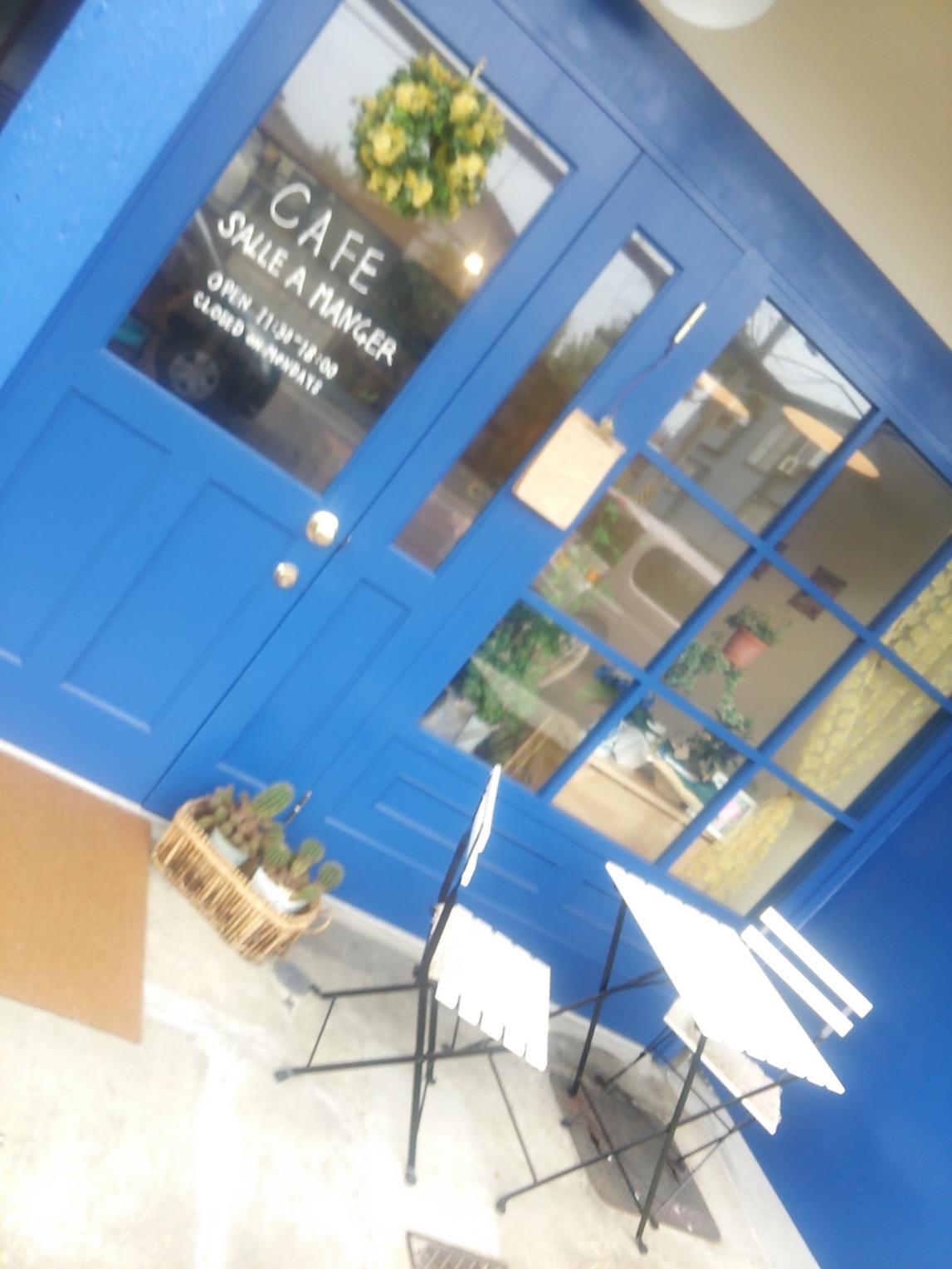 カフェ サラマンジェ〜カフェ食堂