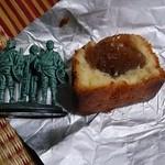 ニューオリオン - 料理写真:ご当地スイーツ「けやきの森」162円