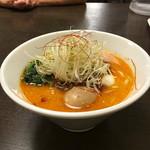 53119423 - 担々麺 熟玉のせ☆940円②