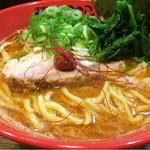 麺処いのこ - 麺は西山製麺製