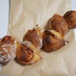 キビトパン - 料理写真:ベーコンエピ