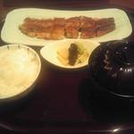 まる兆 - 長焼き定食