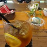 洋食キッチン cocoro - ランチのドリンク
