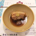 隠れ岩松 - 豚の角煮