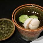 日本料理 折鶴 - 疲労回復&酒のアテに酢の物♪