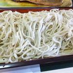 手打ちそば わか竹 - 藪蕎麦 2016.7月