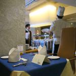 レストラン ストックホルム - 〜の動き!!