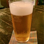 カフェ・グリル・バー 太陽 - 生ビール