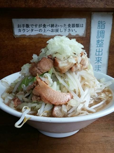 ラーメン麺徳 東上野店 - ラーメン