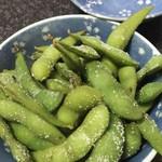カラオケスタジオ ベストテン - 枝豆