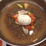 とんちんかん - 冷麺。