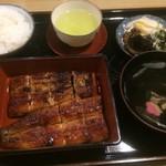 53129575 - 鰻定食(松)
