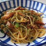 シロネプレッソ - スパゲッティナポリタン