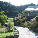 田舎茶屋 千恵 - 本当に自然の中に囲まれていて空気が凄く美味しかったです(^^)