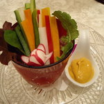 5313731 - 野菜スティックサラダ