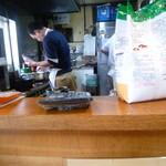 自由軒 - 生姜焼き