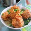 Ying Kee Noodles - 料理写真:炸雲吞麺