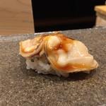 鮨 櫂 - 10貫目.煮蛤