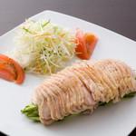 チャイニーズデイズ - 料理写真:棒棒鶏700円
