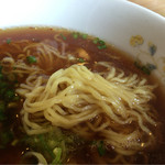 小江戸 - 柔らかめの麺