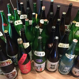 酒屋が選ぶ日本酒