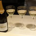 こま田 - 2016.06 シャンパン