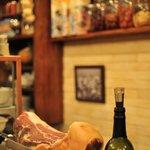 ワイン居酒屋 MERCATO - サンダニエーレのプロシュット