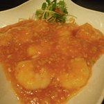 TAO-LI ~桃李~ - 芝海老のチリソース煮