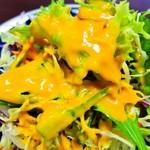 ヒマラヤレストラン&バー - サラダ