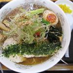 め組 - 料理写真:冷たい中華830円。               28.6.29