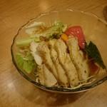 風来坊 - 鶏サラダ